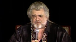 1990's: Wolfman Jack Interview