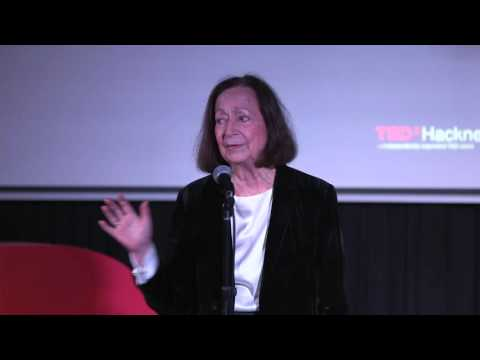 About culture and food | Claudia Roden | TEDxHackney