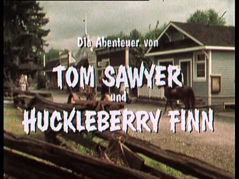 Tom Sawyer und Huckleberry Finn - Intro