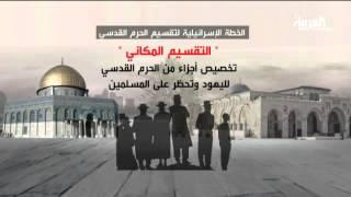ما هو المشروع الإسرائيلي للتقسيم الزمني والمكاني في الأقصى ؟