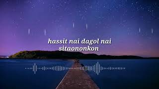 AUT BOI NIAN(lirik) - Trio amigos