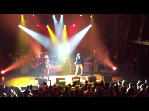 Liberation Front - Thievery Corporation Live at Webster Hal