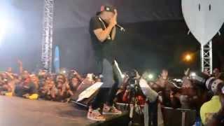 Wizkid Live Performance at African Dance Party in Nairobi,Kenya