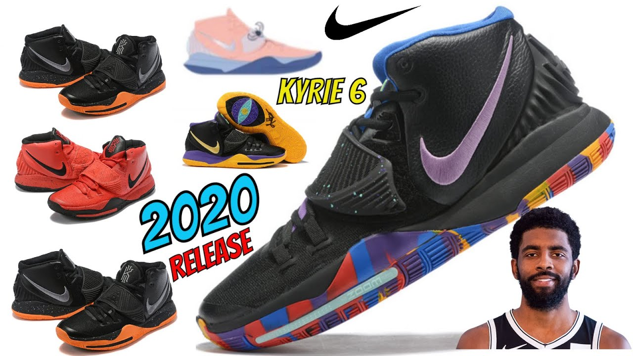 NIKE KYRIE 6 RELEASES FOR 2020!? - YouTube