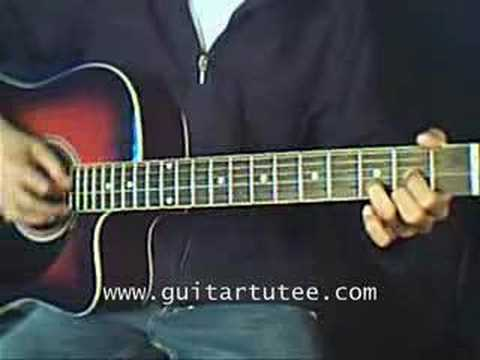 Guitar guitar chords grow old with you : Grow Old With You (of Adam Sandler, bywww.guitartutee.com - YouTube
