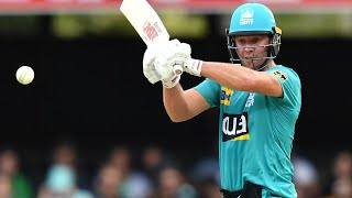 All the highlights of AB de Villiers' first BBL innings