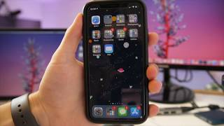 iOS 12 Beta 7/8: a few changes
