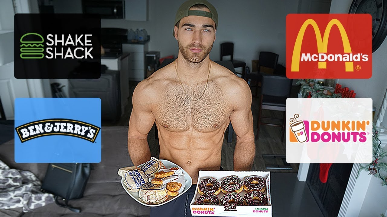 The 10 000 Calorie Challenge 10 000 Calories In 12 Hours