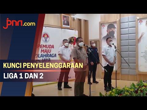 Isi Pertemuan PSSI dengan Menpora Zainudin Amali soal Liga 1 dan 2