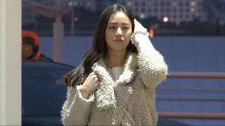 [SSTV] 김태희 출국, 공항 밝히는 여신 미모! '예쁘고~ 예쁘구나~'