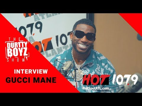 Gucci Mane Talks Atlanta Sports, Getting Rid Of Matt Ryan From The Atlanta Falcons, Biopic & More