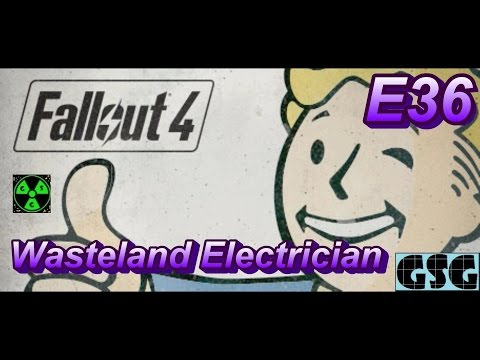Fallout 4 Wasteland Electrician E36-Here Kitty, Kitty