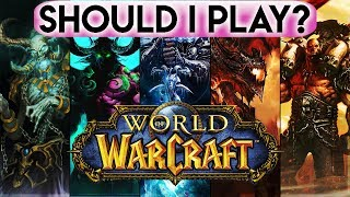 Should I Play World of Warcraft? | World of Warcraft Starter Edition First Impressions