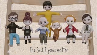 STOKKE TRIPP TRAPP成長椅 坐享成長,從第一個七年開始  The First 7 Years Matter thumbnail