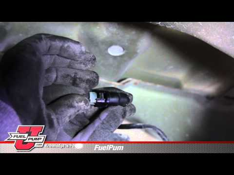 How To Install Fuel Pump E8595M In A 2004 - 2007 Nissan Titan, Armada, Pathfinder, Infiniti QX56