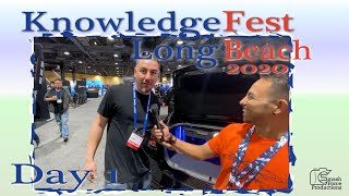 Knowledge Fest 2020 Long Beach show floor tour Day One brought to you by AudioControl