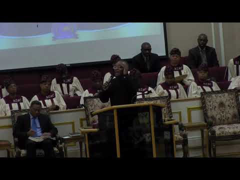 "Apostolic Preaching: ""You were created for greatness"" (Dr.Cawley)"