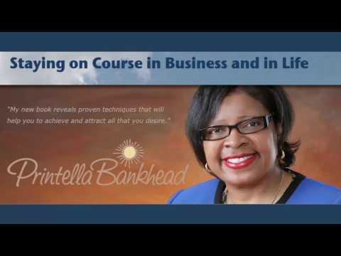 Printella Bankhead - Author, Speaker, Certified Coach - Jacksonville, Florida