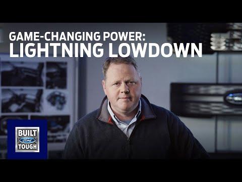 F-150 Lightning Lowdown: Game-Changing Power | Ford