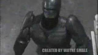 Robocop music clip KID GOES WILD
