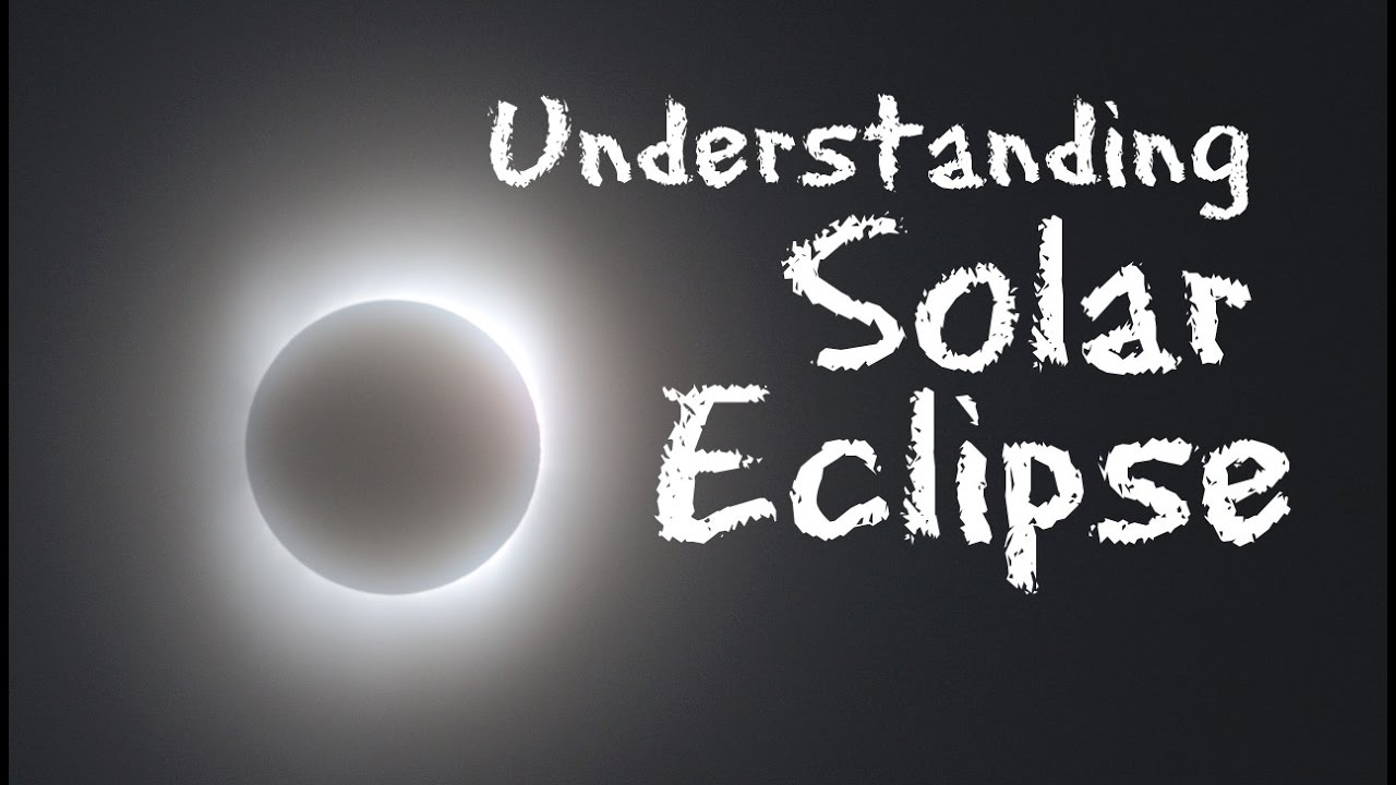 It's a Solar Eclipse: Do You Know Where Your Children Are?