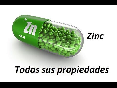 Propiedades del zinc youtube - En que alimentos se encuentra zinc ...