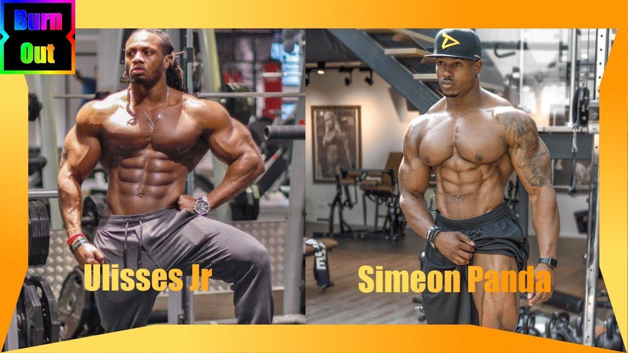 格好良すぎる肉体を作り上げた二人の男Ulisses Jr&Simeon Panda【筋トレ・モチベーション】