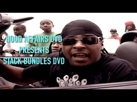 STACK BUNDLES DVD (PRESENTED BY HOOD AFFAIRS)