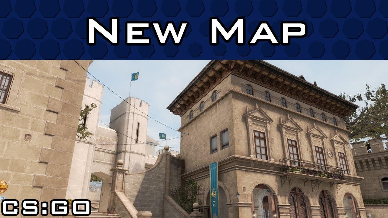 New CS:GO Map! DE_CROWN!   YouTube