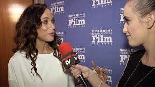 Dania Ramirez On Her Cooking Passion, Her Movie 'Off the Menu' | 2018 SBIFF