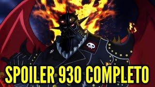 Spoiler One Piece 930: Empezando el Año de Forma Épica (Completo)