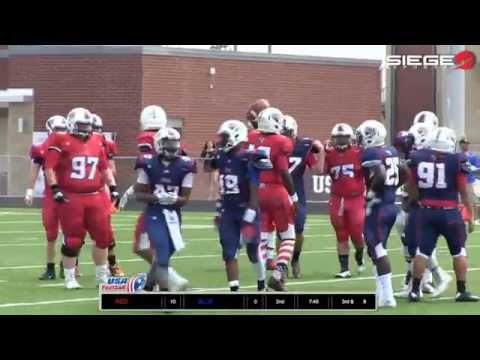 US National Team Development Games: College Station, TX Game 3 – 11:00 am CT, July 18, 2015