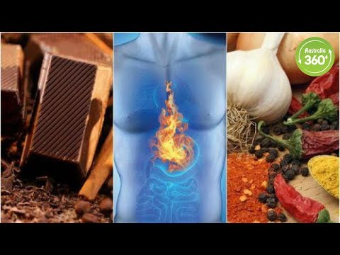 7 Foods You Should Avoid if You Suffer from Acid Reflux – Australia 360