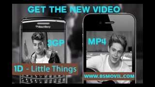 Video One Direction - Little Things (3GP - MP4) Mobile Download download MP3, 3GP, MP4, WEBM, AVI, FLV Juli 2018