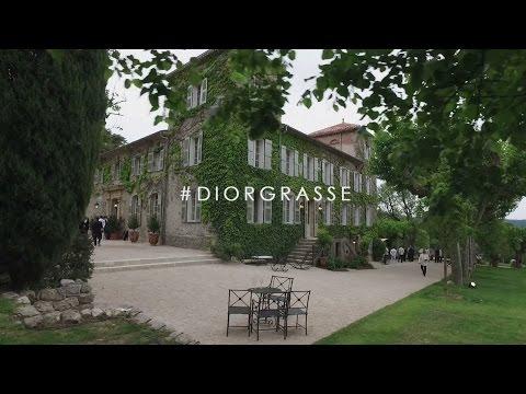 Christian Dior's House, Le Château de la Colle Noire – Opening event