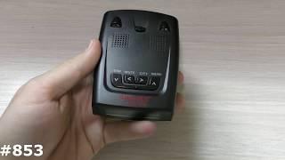 Оновлення бази радарів антирадара SHO-ME з GPS. Оновлення Sho-Me G800 STR