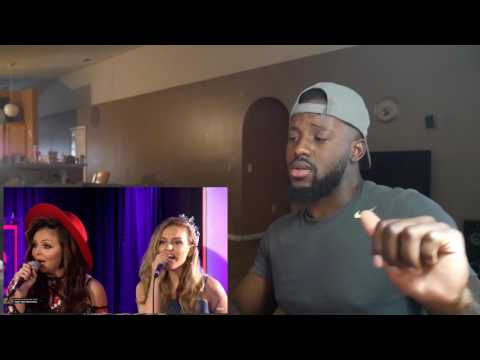 Little Mix - Dance With Somebody (Whitney Houston cover in the Live Lounge) Reaction Video
