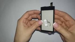 Сенсорный экран Nokia Asha 305, 306