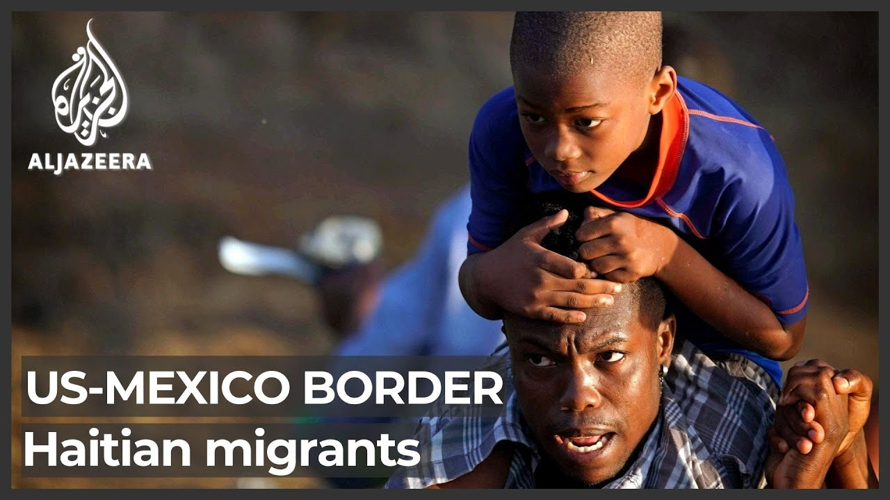 Download Conditions worsen for Haitian migrants on US-Mexico border
