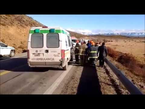 Cuatro turistas chilenos heridos tras caer unos 30 metros por un barranco