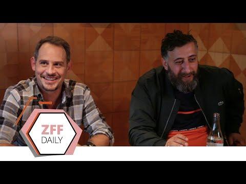 ZFF Daily – Moritz Bleibtreu und Kida Khodr Ramadan