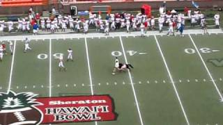 2009 Sheraton Hawaii Bowl