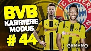 FIFA 17 KARRIEREMODUS BVB #44 ♕ KRASSES SPIEL Gegen FC BAYERN MÜNCHEN ♕ FIFA 17 Karrieremodus