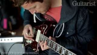 Fender Troy Van Leeuwen Jazzmaster electric guitar review demo
