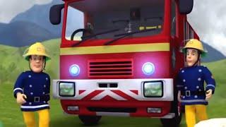 Wóz strażacki zablokowany! | Strażak Sam ⭐️ Nowe odcinki | Duża kolekcja | Kreskówki