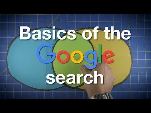 How does google use boolean search terms