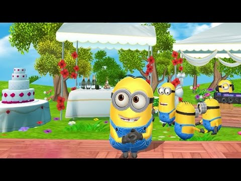 Despicable Me 2: Minion Rush Minion Park Part 25