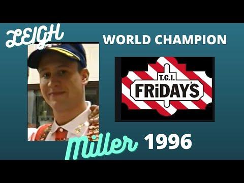 1996 TGI FRIDAYS WORLD CHAMPIONSHIPS