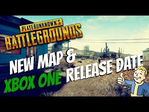 Battlegrounds New Map Release Date
