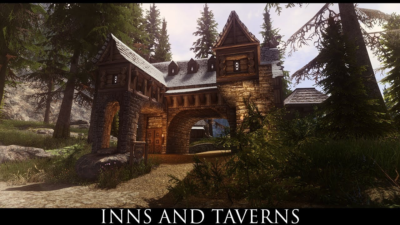 inns and taverns